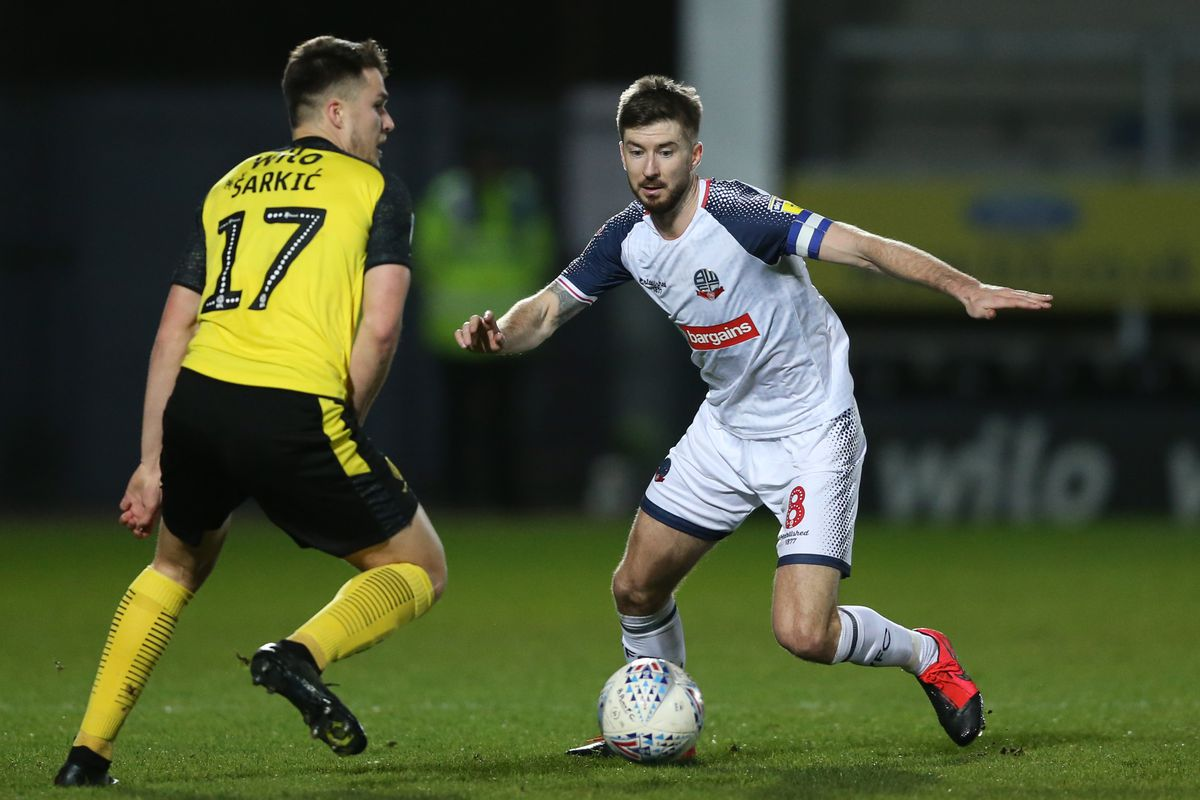 Burton Albion v Bolton Wanderers - Sky Bet League One