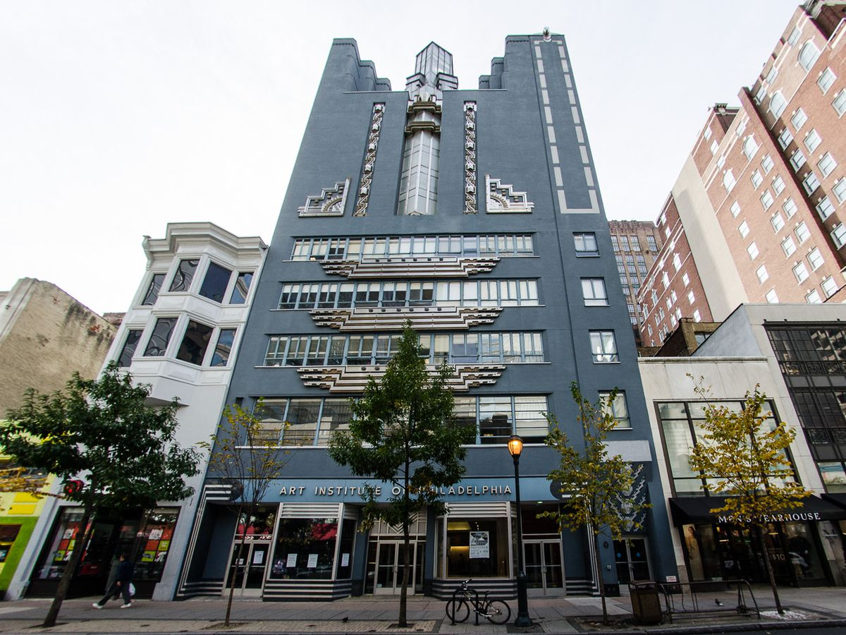 Philly s art deco masterpieces mapped curbed philly - What is art deco ...