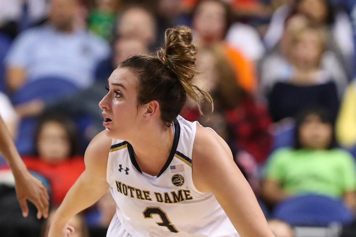 NCAA Womens Basketball: ACC Tournament Notre Dame vs Florida State