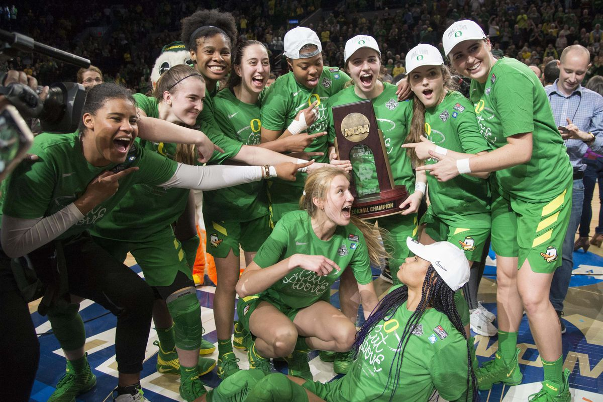 NCAA Womens Basketball: NCAA Tournament-Portland Regional-Oregon vs Mississippi State