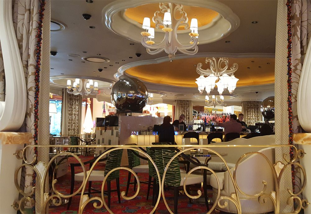 800 000 Makeover For Parasol Down Next At Wynn Eater Vegas