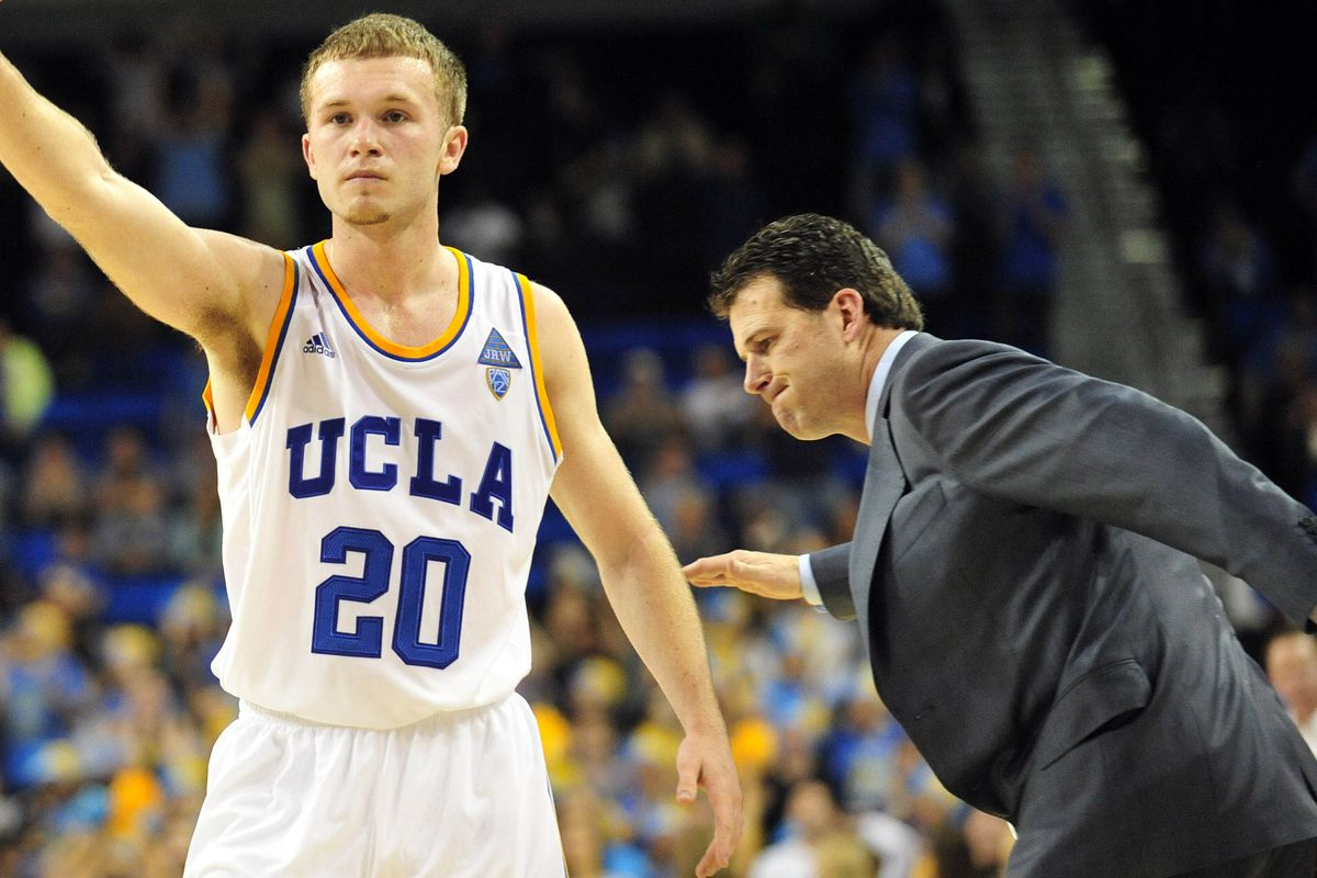 Bryce Alford is being put in a tough spot by his Dad.
