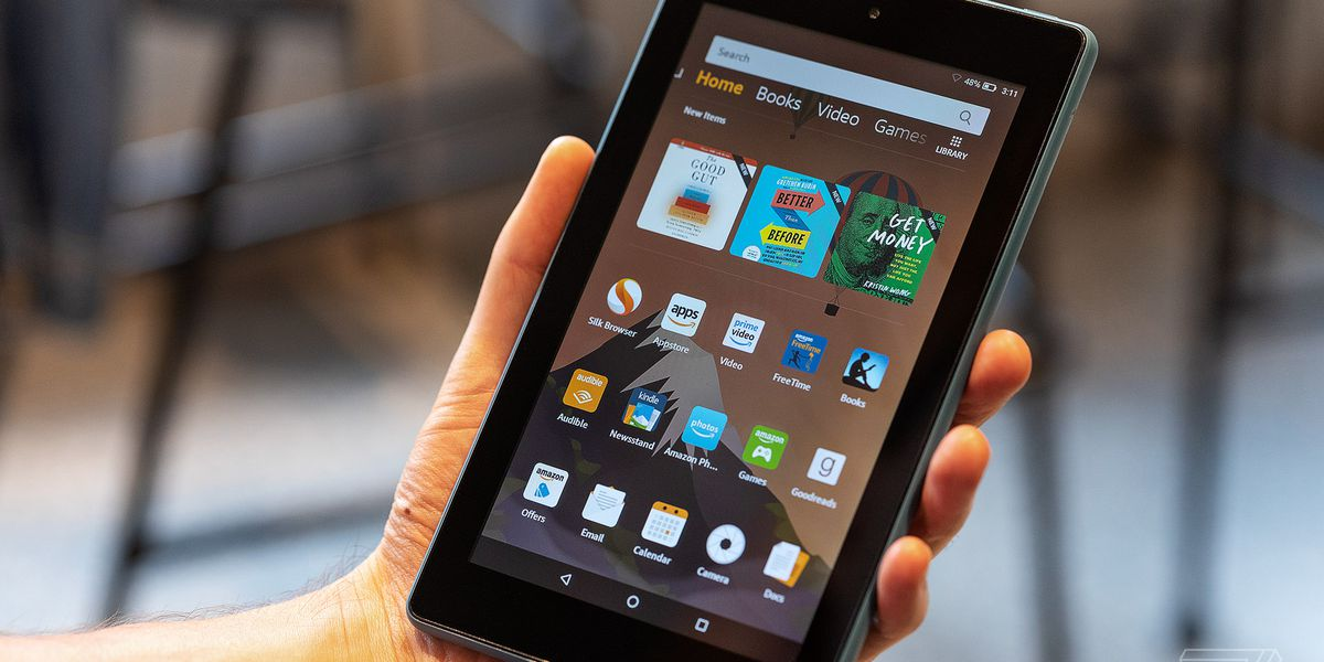 How To Get Gmail Maps And Other Google Apps On An Amazon Fire Tablet The Verge