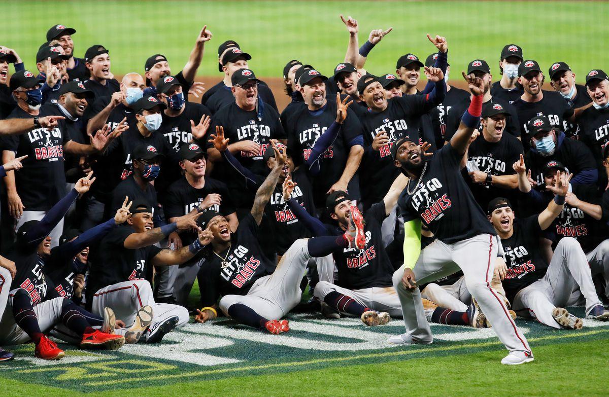 Division Series - Atlanta Braves v Miami Marlins - Game Three