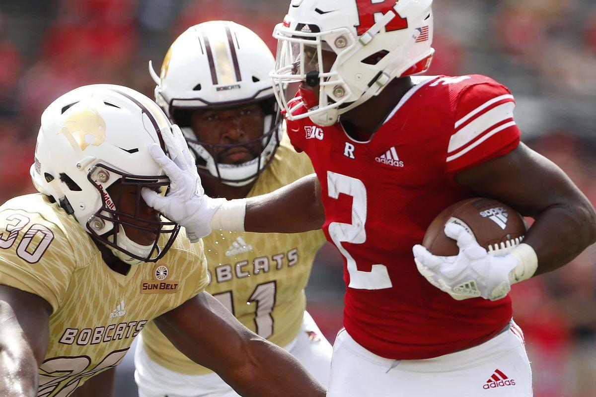 NCAA Football: Texas State at Rutgers