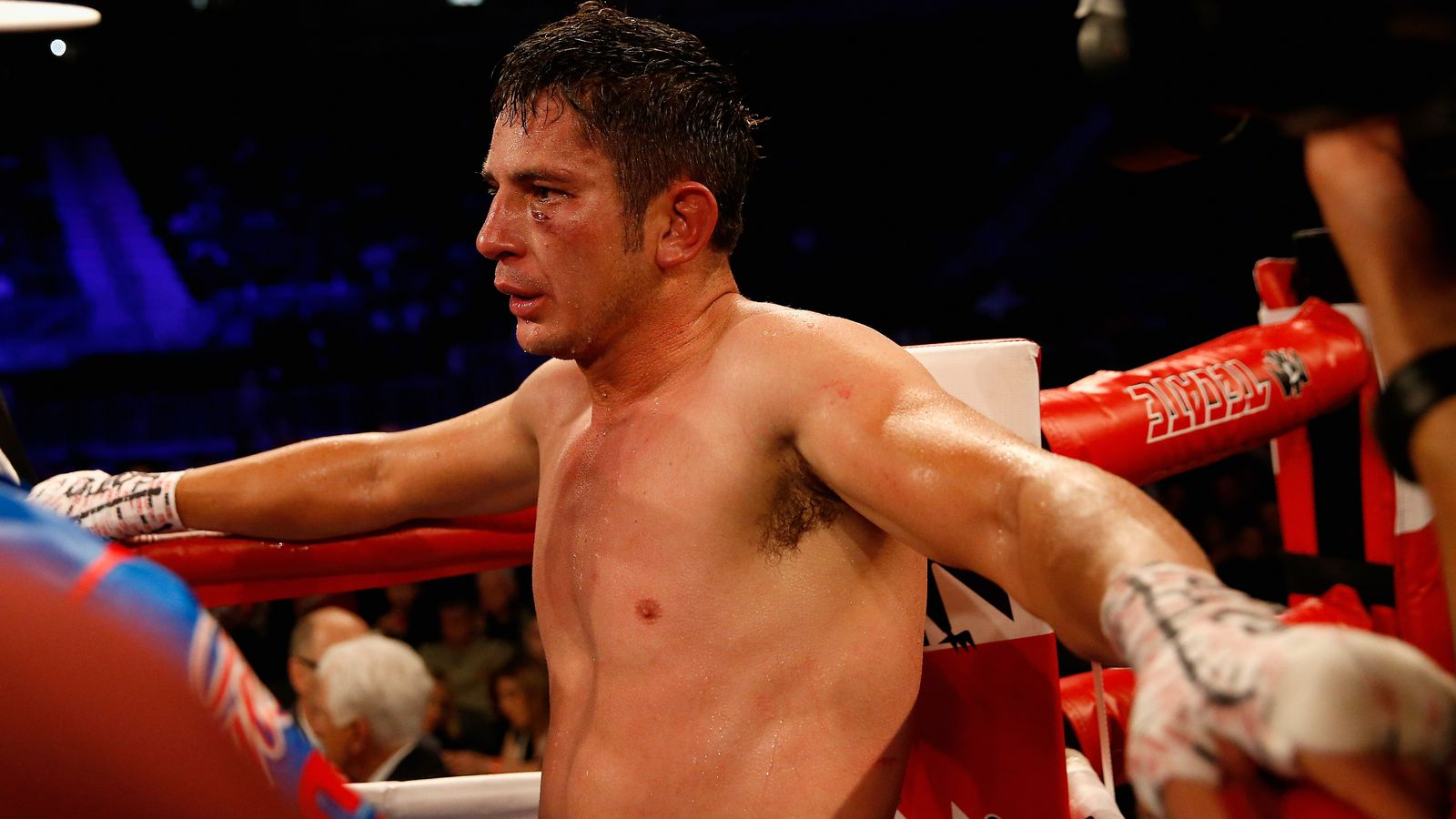 Mauricio Herrera-Pablo Cesar Cano set for Nov. 18 - Bad ...