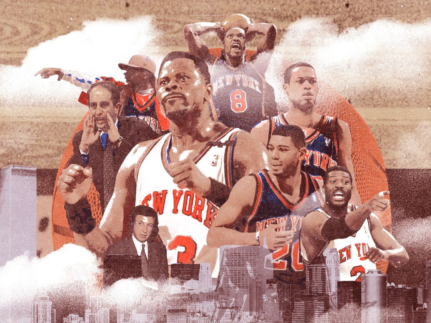 d454f0e10 In the Knick of Time  The Story of the 1998-99 Knicks - The Ringer