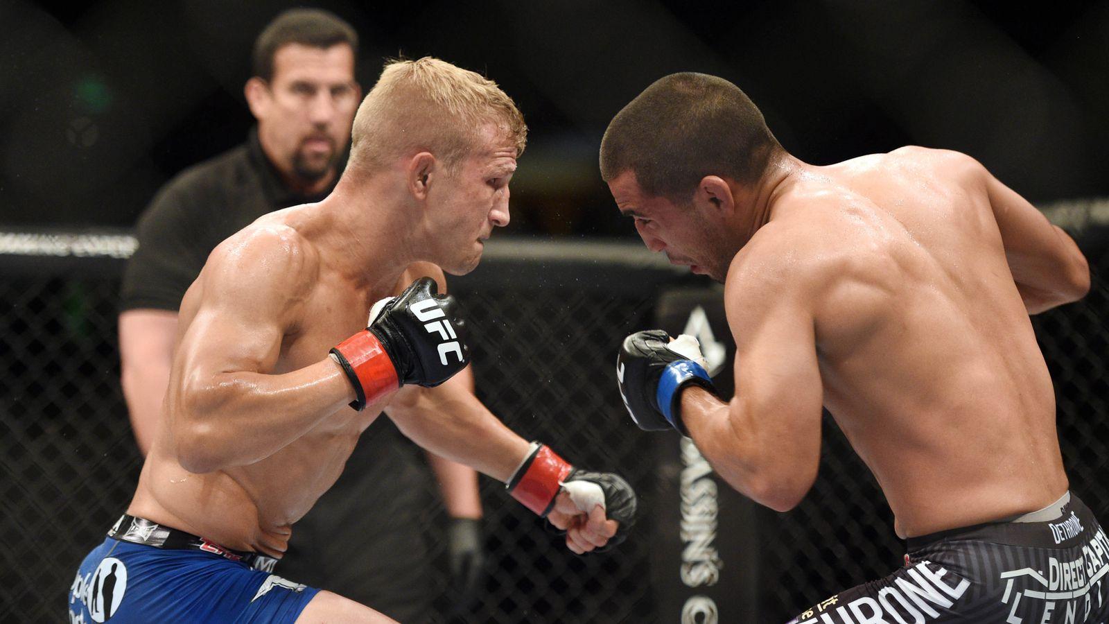 UFC 212: Max Holloway Octagon Interview | UFC ® - Media  |Ufc