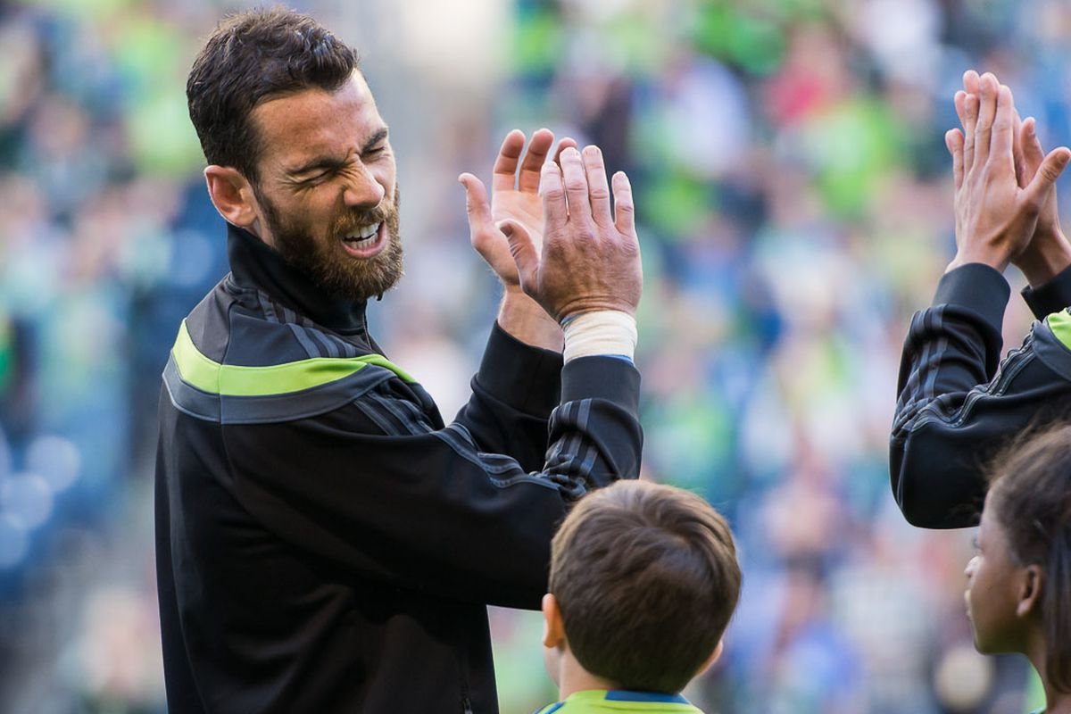 Zach Scott has more US Open Cup starts than any other MLS era Sounder