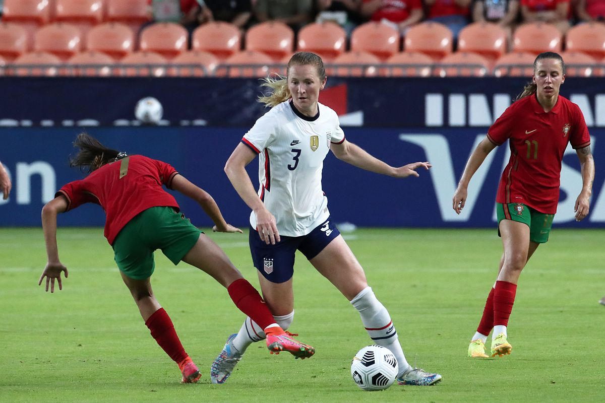 United States v Portugal - 2021 WNT Summer Series