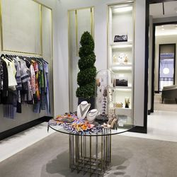 """<b>↑</b> Claire Distenfeld has been credited with reviving the Upper East Side's fashion scene with her buzzy store <a href=""""http://fivestoryny.com/""""><b>Fivestory</b></a> (18 East 69th Street). The palatial boutique is thoughtfully curated to include item"""