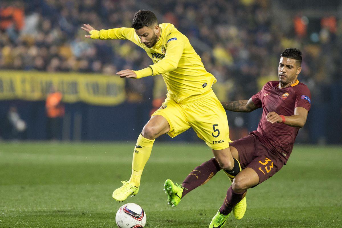 UEFA Europa League 2016-17 - Villarreal CF vs AS Roma