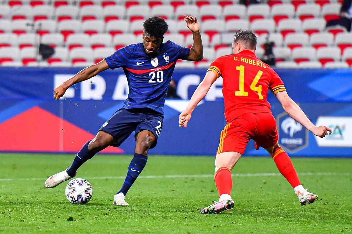 France v Wales - International friendly match