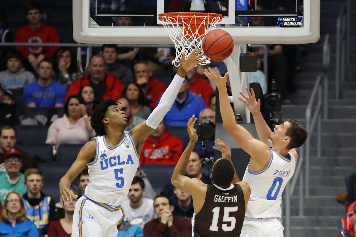 NCAA Basketball: NCAA Tournament-First Four-St. Bonaventure vs. UCLA