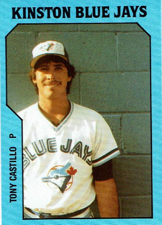 Tony Castillo
