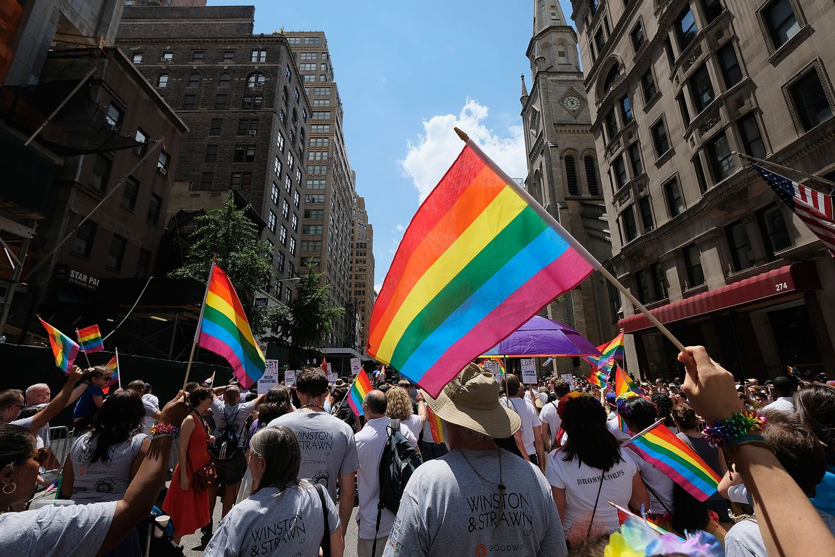 San Francisco Ts >> NYC Pride March 2018: Parade route, street closures, and more - Curbed NY