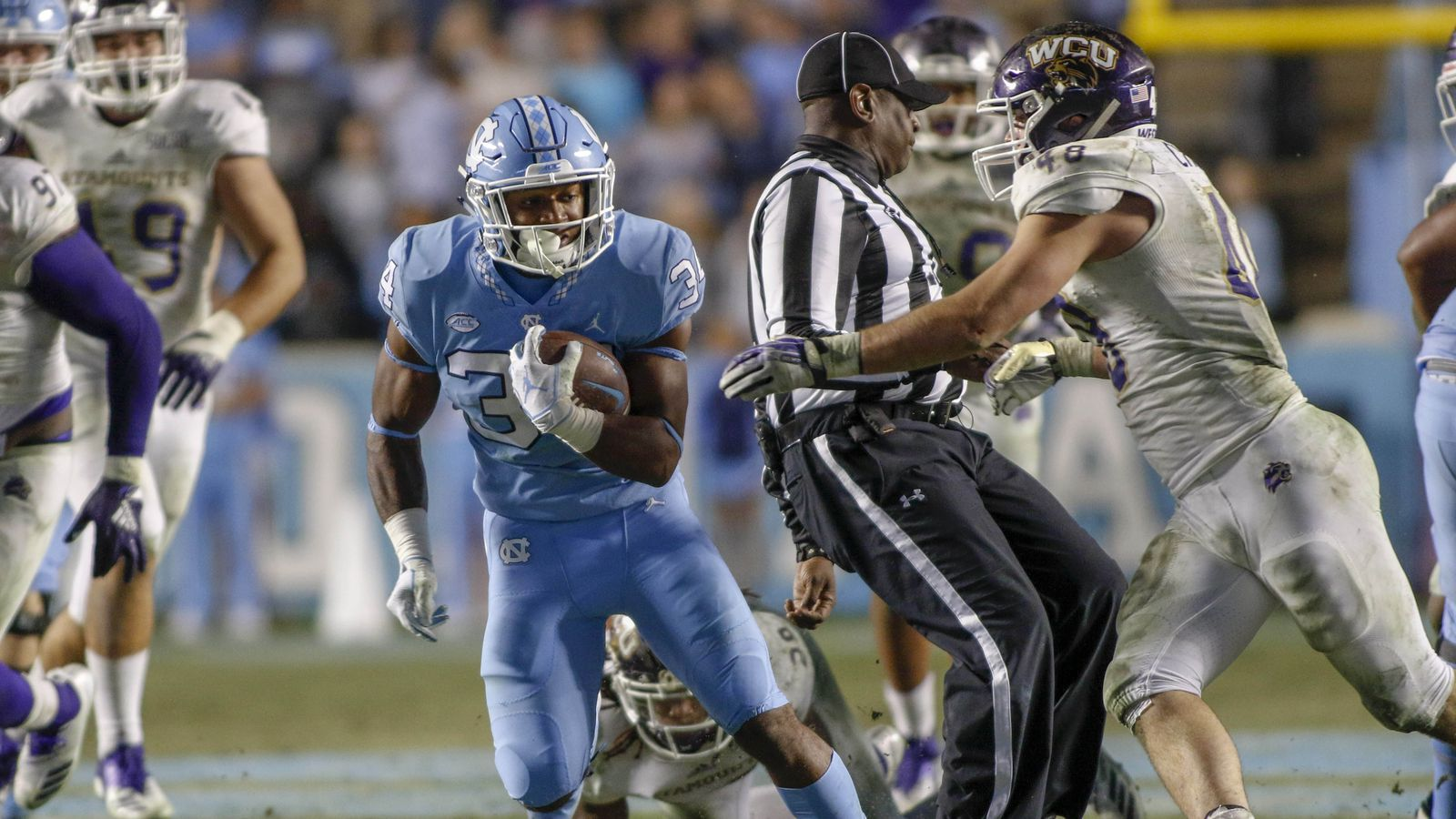 Three Things to Watch: UNC vs NC State - Tar Heel BlogNorth Carolina Football Game Cancelled