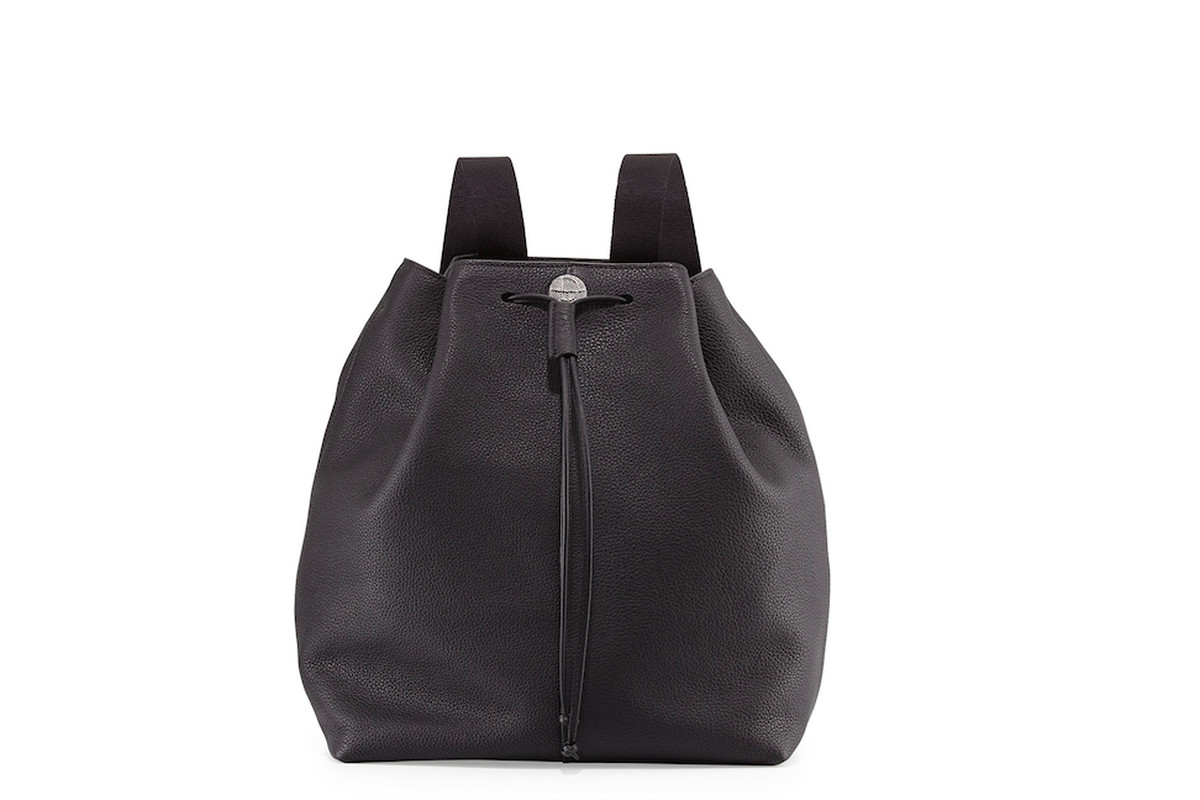 The Row backpack, $1,325 (was $2,650)