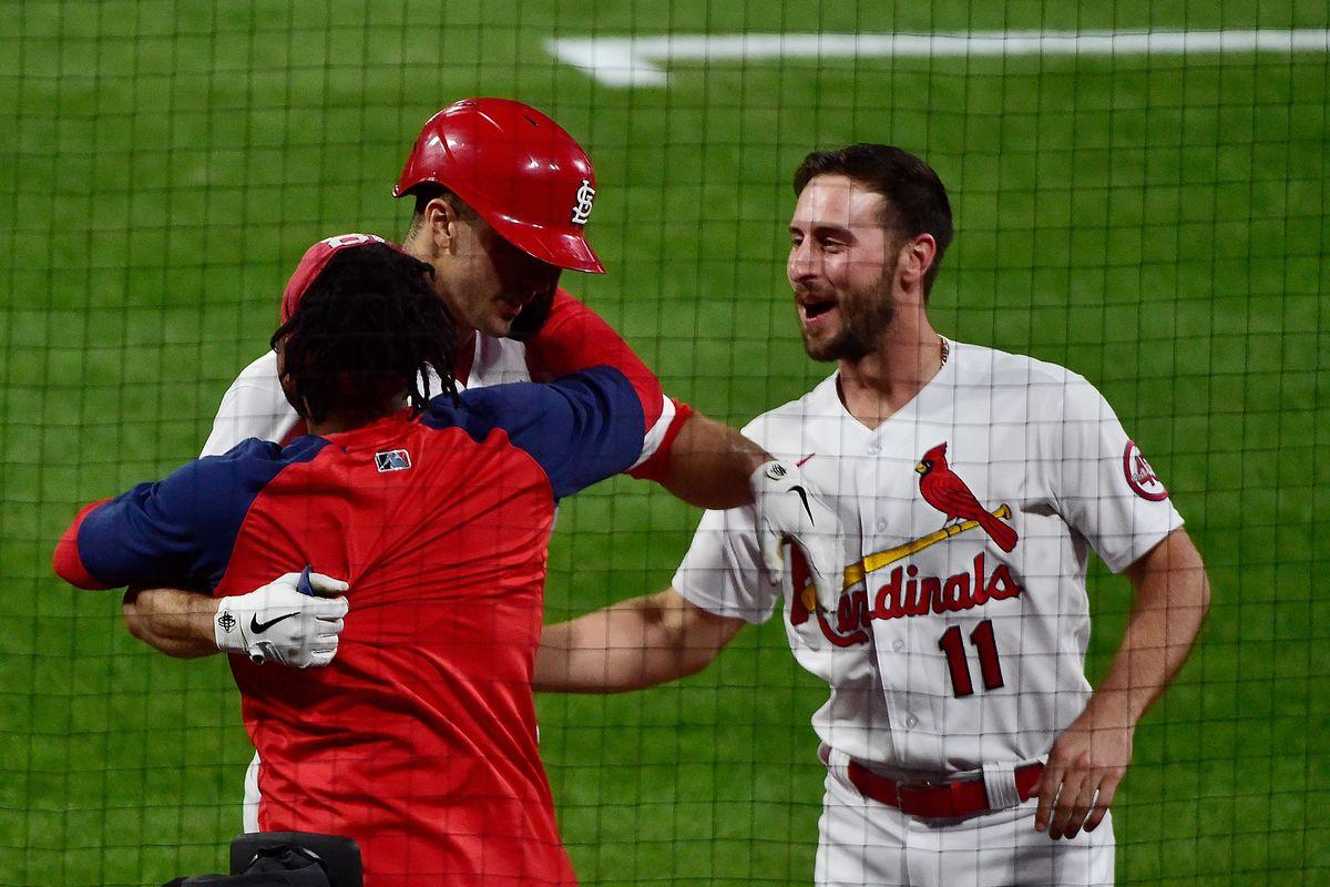 MLB: Colorado Rockies at St. Louis Cardinals