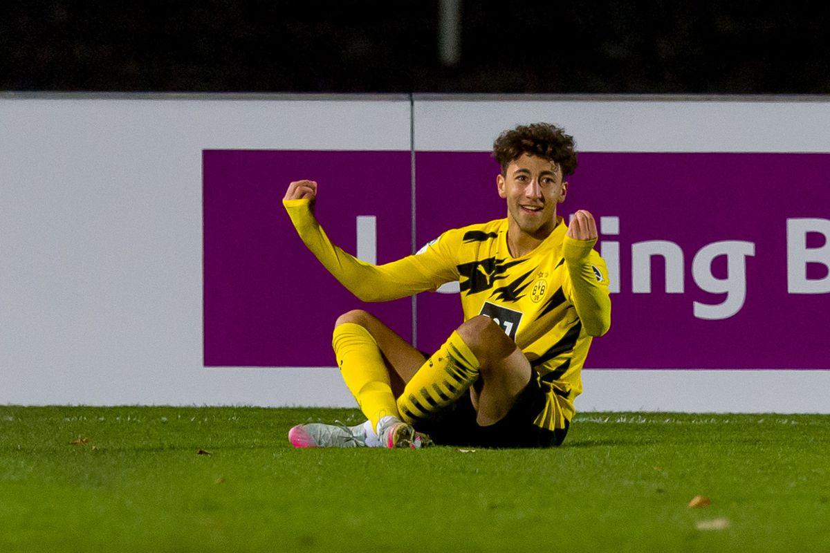 Borussia Dortmund II v Preussen Meunster - Regionalliga