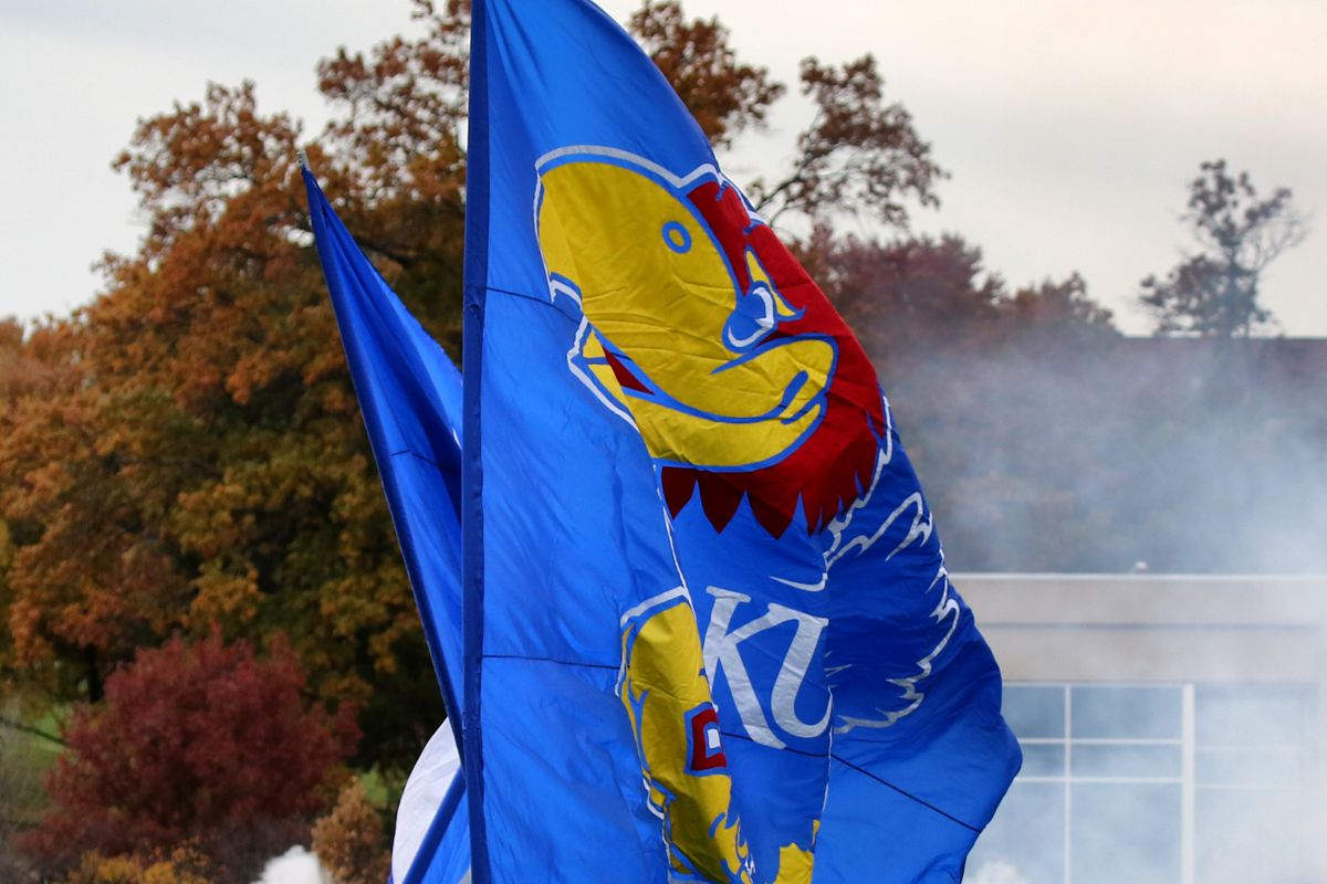 COLLEGE FOOTBALL: NOV 03 Iowa State at Kansas
