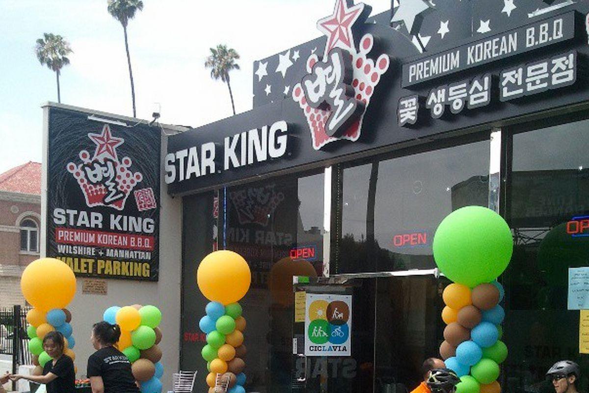 Star King BBQ