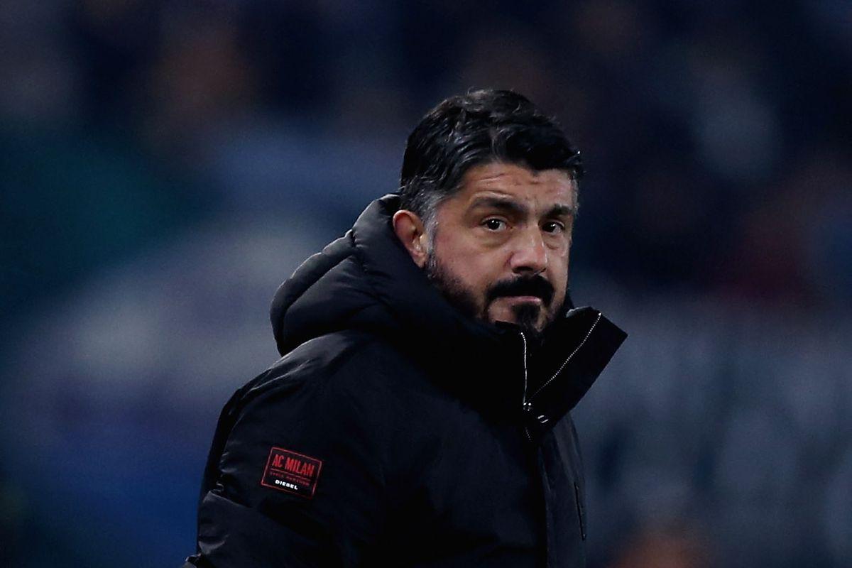 SS Lazio v AC Milan - Coppa Italia