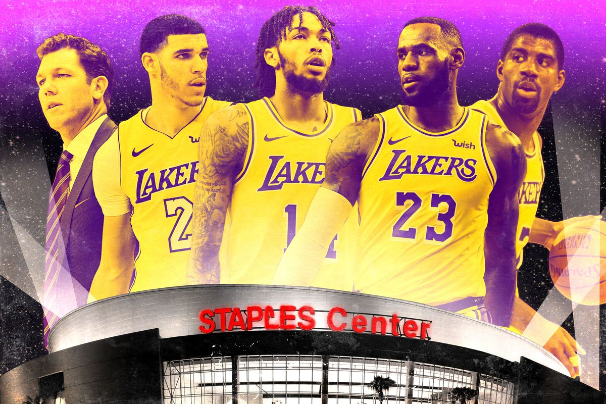41358aa1783 Everything You Need to Know About LeBron s Lakers - The Ringer