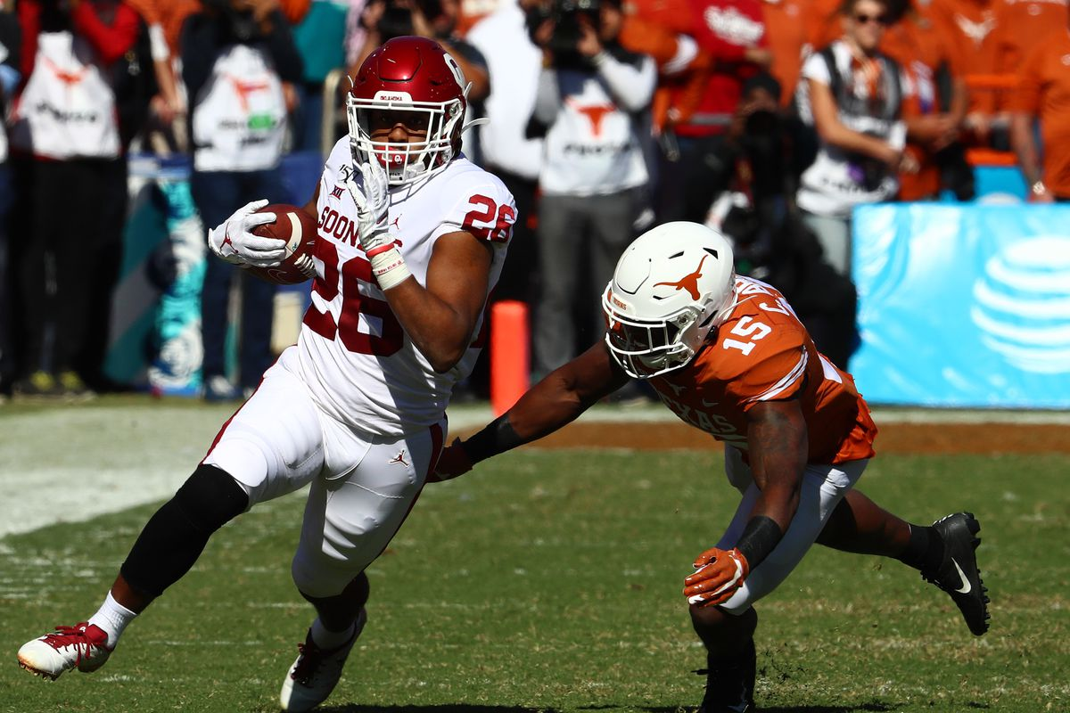 Jeffrey McCulloch, Chris Brown among Longhorns injured in loss to Oklahoma