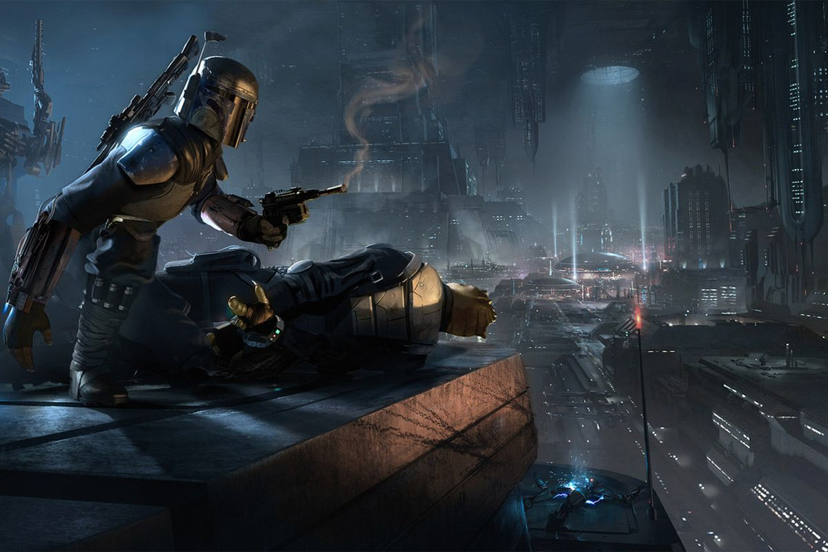 LucasArts' seemingly canceled Star Wars 1313, a third-person  action-adventure set in the lower depths of Coruscant, may return in some  form, according to ...