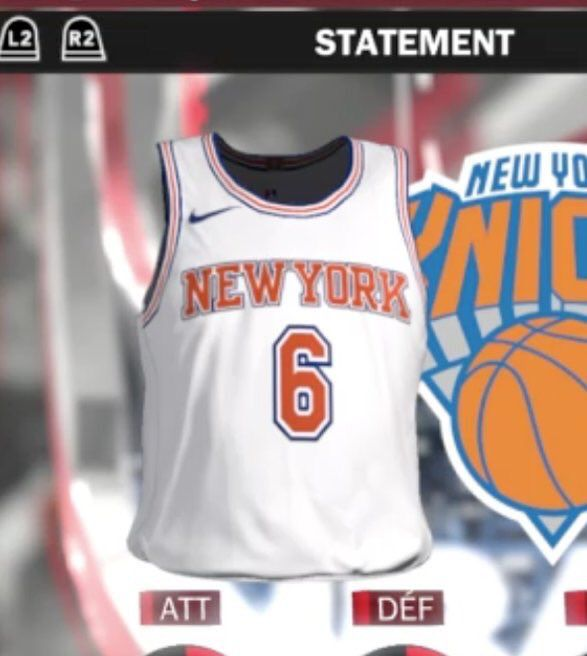 best loved bcac8 cc183 Shades of the past in the Knicks' new alternate uniforms ...
