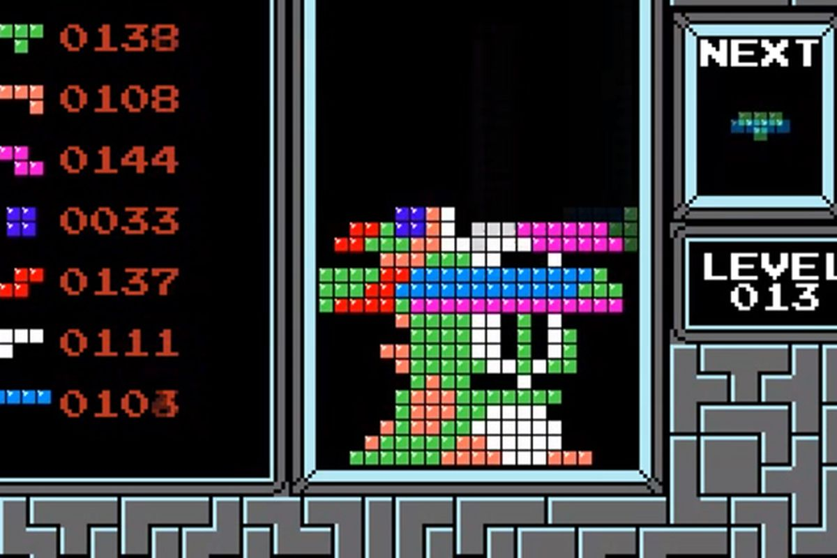 Algorithm Draws Famous Videogame Characters By Playing