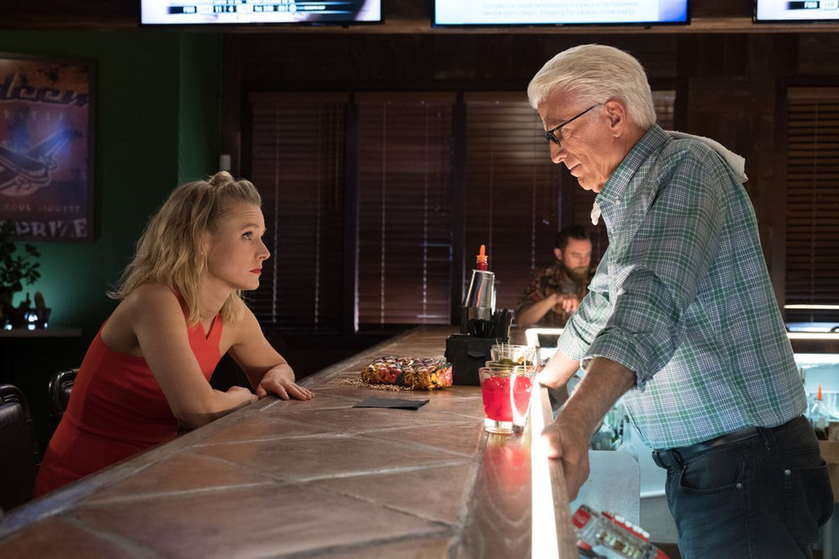 The Good Place season 2 finale recap: what the fork happened