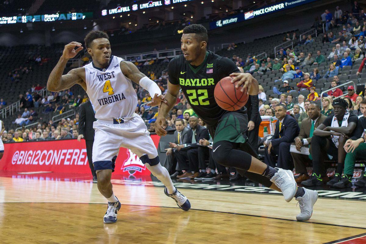 NCAA Basketball: Big 12 Conference Tournament-West Virginia v Baylor