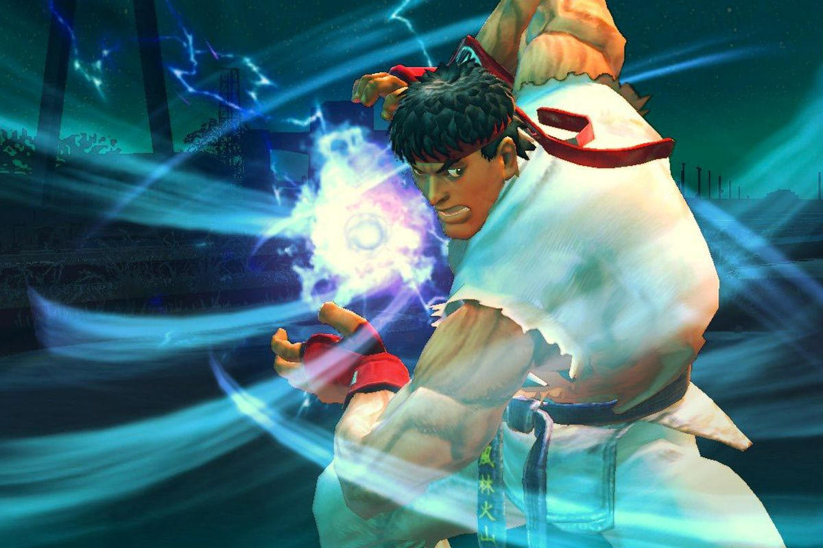 Street Fighter 2 S Ryu Turns 50 Today Polygon