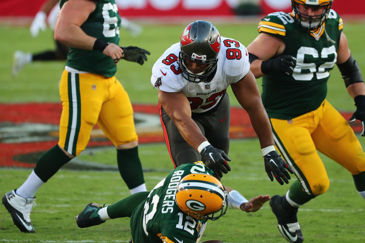 NFL: Green Bay Packers at Tampa Bay Buccaneers