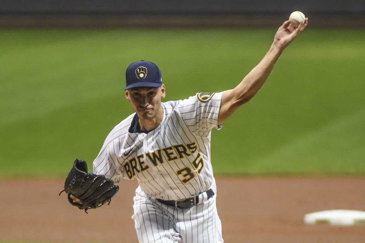 Brewers name Brent Suter as game one playoff starter; Brandon Woodruff goes  game two - Brew Crew Ball