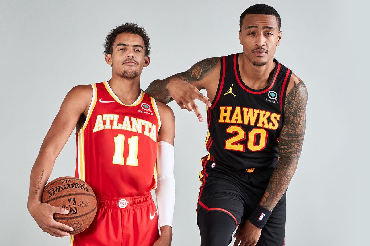 Atlanta Hawks Unveil Trio Of 2020 21 Uniforms Peachtree Hoops