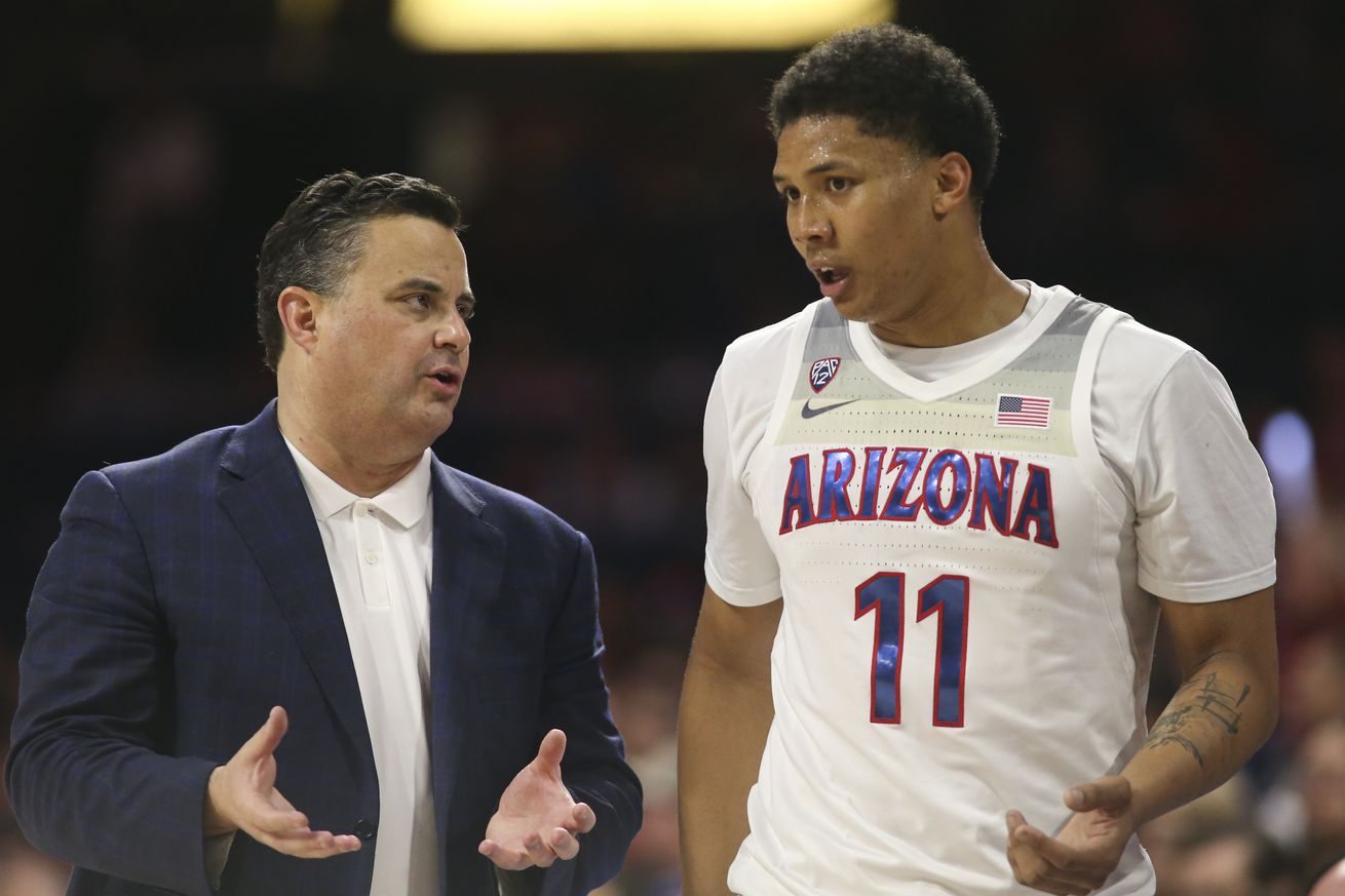 arizona-wildcats-ira-lee-kerr-kriisa-eligibility-concussion-sean-miller-college-basketball-pac12-2020