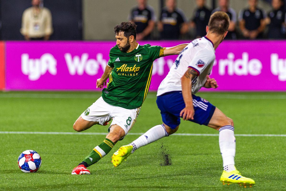 SOCCER: JUN 30 MLS - FC Dallas at Portland Timbers