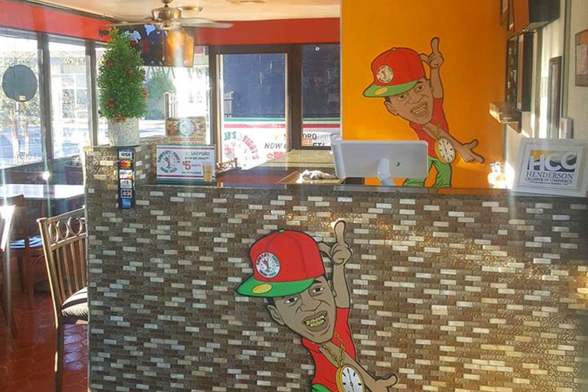 Flavor Flav's Chicken and Vinny's Pizza