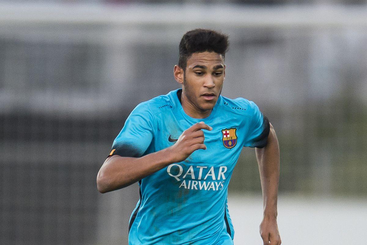 "UEFA Youth League - ""Bayer 04 Leverkusen U19 and Barcelona U19"""