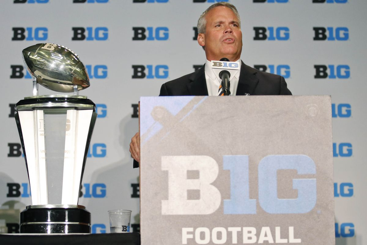 Yup. That is certainly a big football.