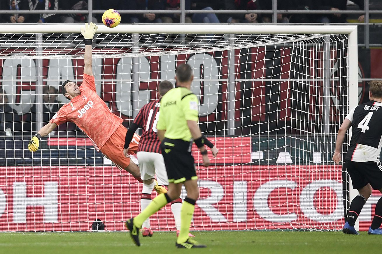 Juventus 1 - AC Milan 1: Initial reaction and random observations