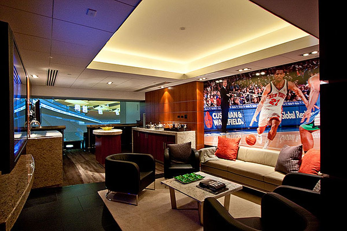 Suite War Madison Square Garden Boasts Of Better Suites Than Barclays Center Netsdaily