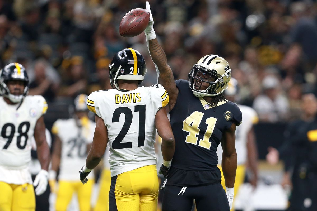 7f16f101b46 Saints Come from Behind in Thrilling 31-28 Win Against the Steelers ...