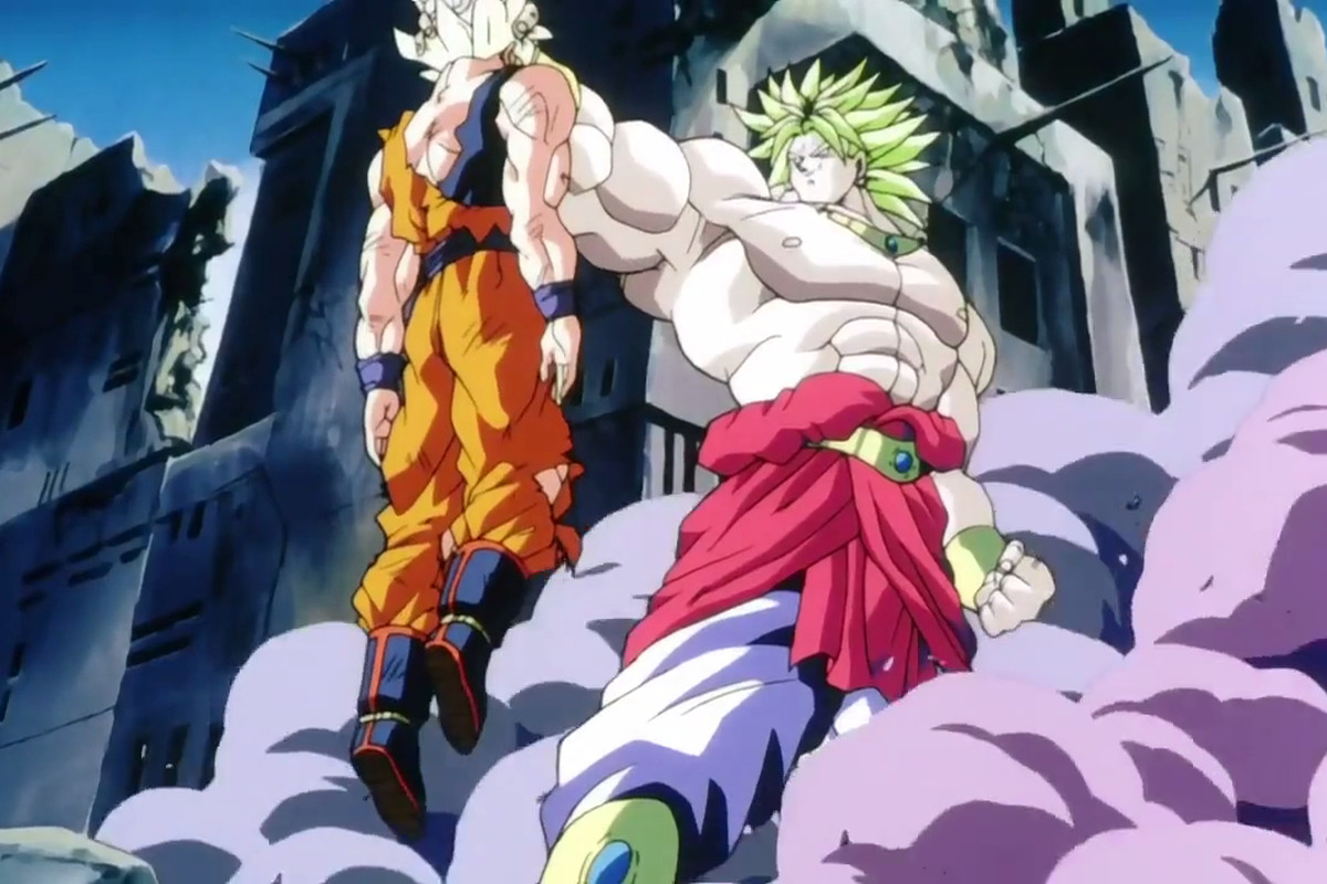 Dragon Ball Supers Movie Makes Infamous Broly Canon