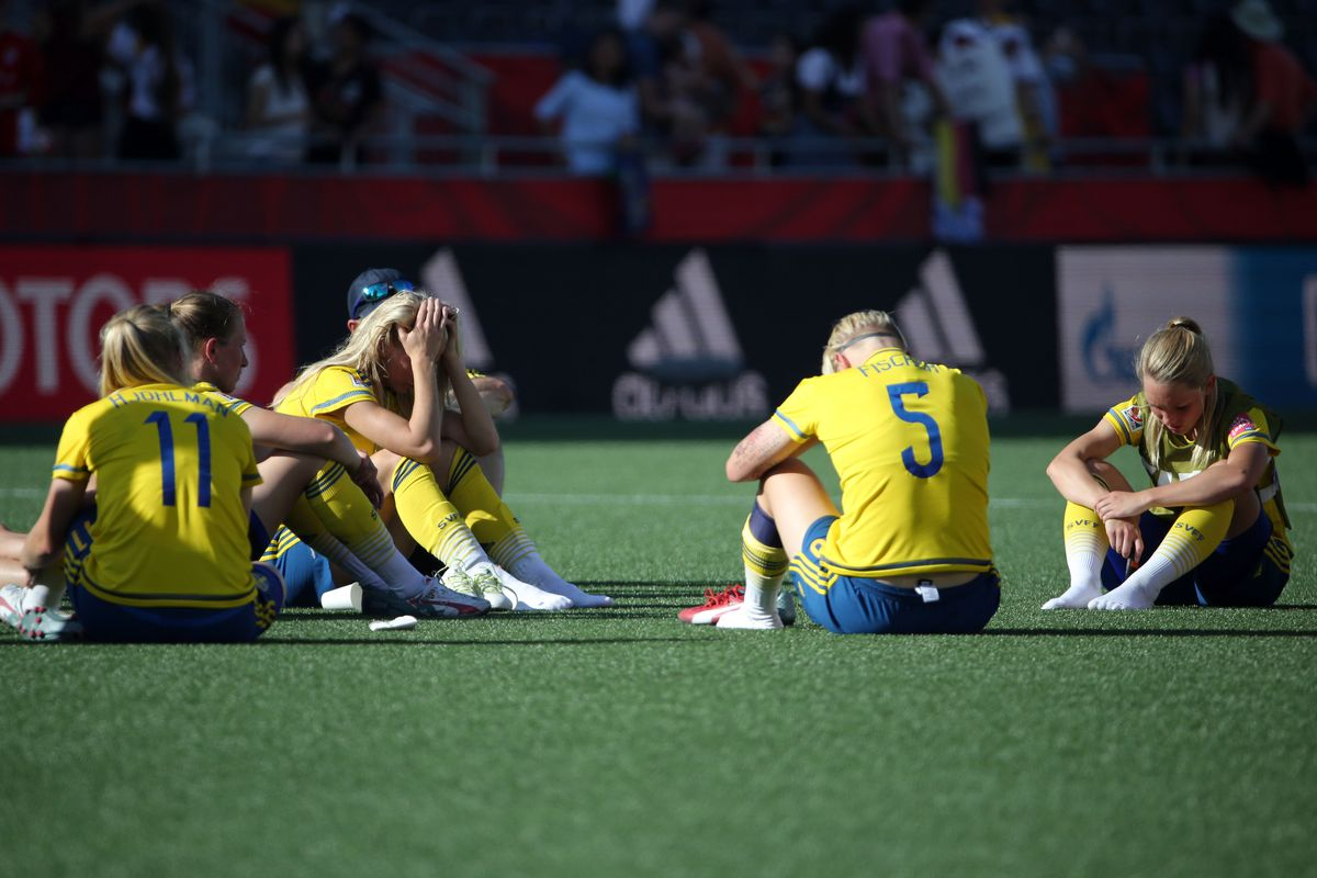 The agony of defeat, Swedish style - the drama of the Knockout Rounds has begun