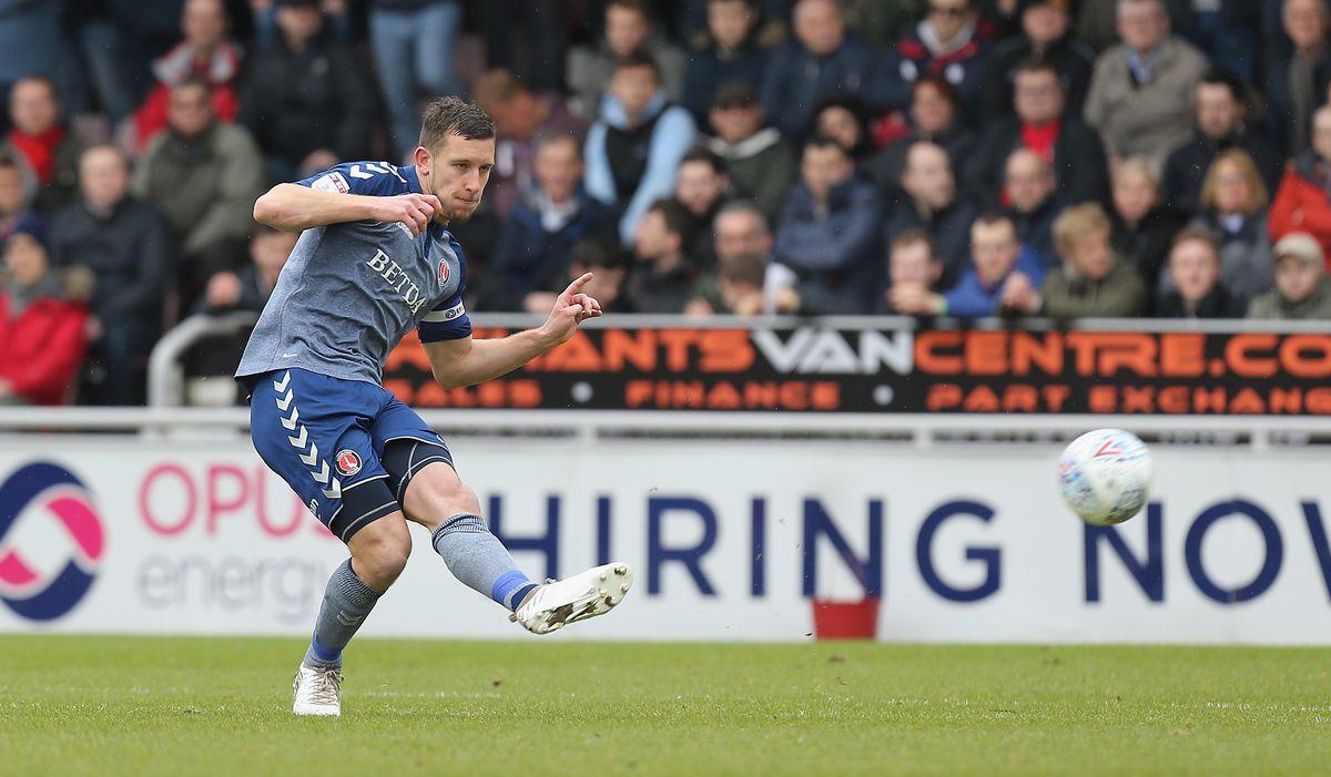 Northampton Town v Charlton Athletic - Sky Bet League One