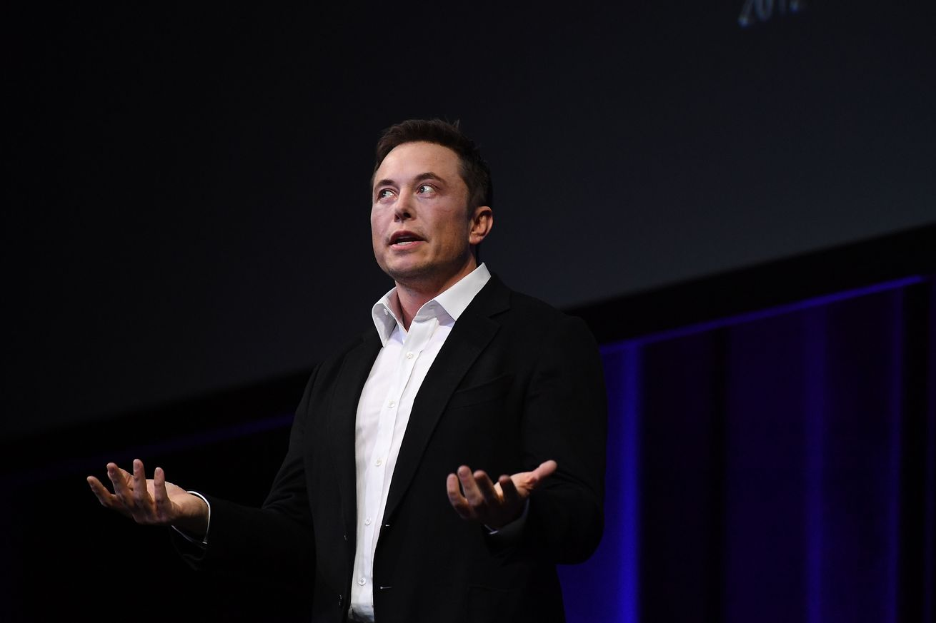 elon musk says his comedy project with former onion staffers is called thud